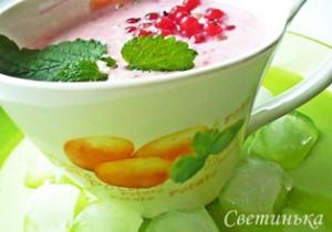 десертный суп