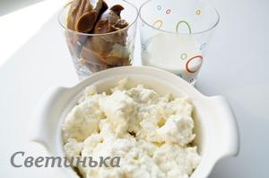 продукты для мороженого из творога
