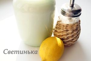 ингредиенты для домашнего мороженого