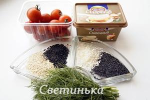 продукты для фуршетной закуски