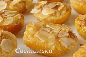 летние закуски из абрикосов и орехов