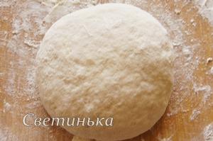 как сделать тесто для вареников на сметане