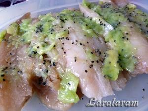 """Как приготовить рыбу в соусе """"Луковое моё горе... экзотическое""""! Рыба в маринаде"""