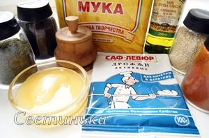 продукты для лаваша