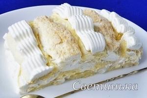 рецепты пирожных