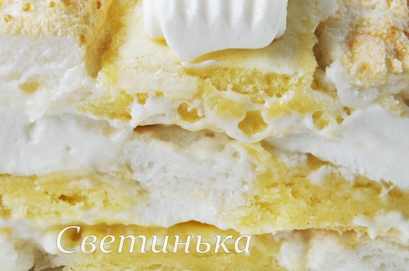 импровизация по рецепту венского пирожного
