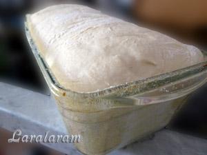 """Белый хлеб по-быстрому - """"Торопыжка-пышка"""". Хлеб в форме"""