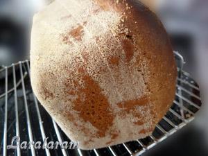 """Белый хлеб по-быстрому - """"Торопыжка-пышка"""". Готовый хлеб"""