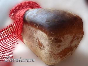 Белый хлеб по-быстрому -