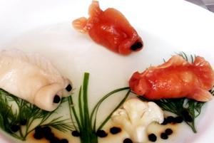 как приготовить вареники рыбные