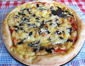 как готовить пиццу в домашних условиях