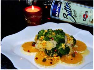 Капустный салат Ужин с Итальянцами