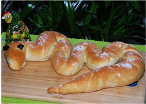 "Хлеб ""Змейка"""