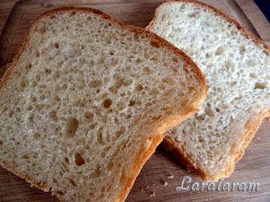 Домашний шведский хлеб с тмином