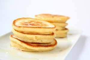 Scotch pancakes или оладушки по-шотландски
