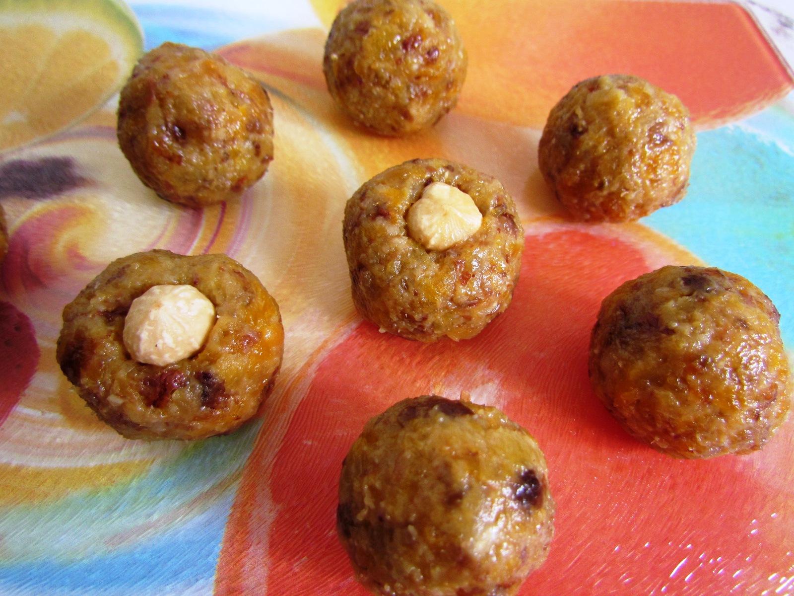 Конфеты из сухофруктов рецепт и орехов своими руками 180