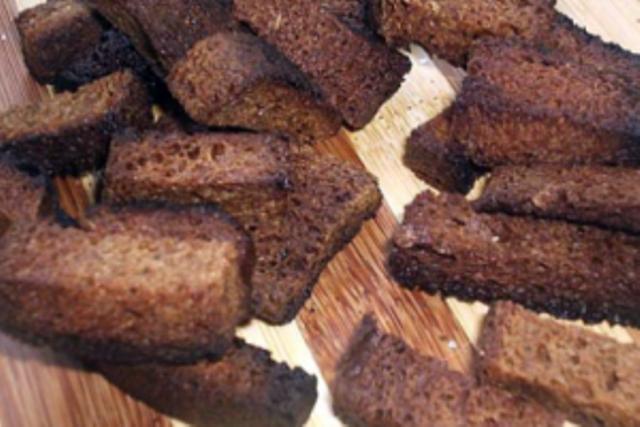 Как сделать из сухого хлеба мягкий