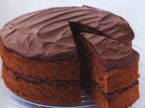 Рецепты простых шоколадных тортов с