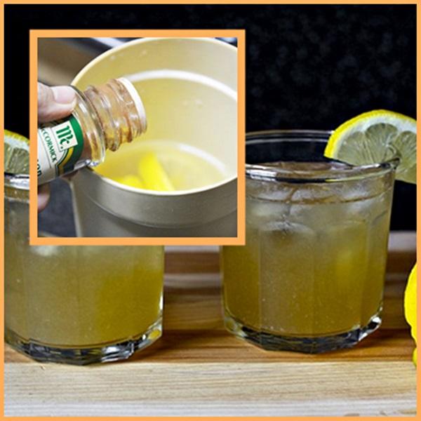 Сделать лимонад своими руками