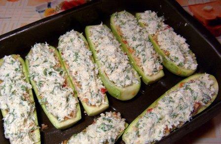 Рецепт из кабачков цукини