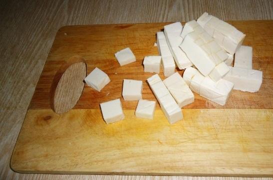 наживка из плавленного сыра