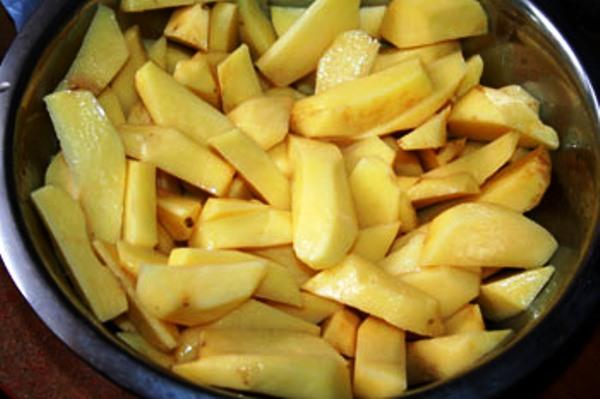 Условия и сроки хранения блюд из жареных овощей