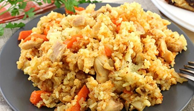 Плов с курицей в мультиварке рецепты с фото пошагово