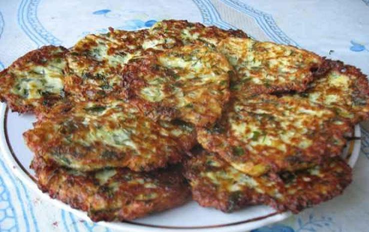 Рецепты из кабачков с фото