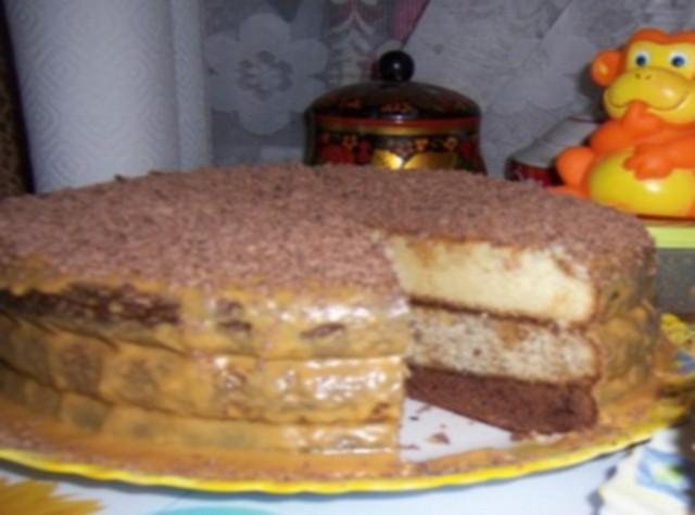 Рецепт торта фантазия 4