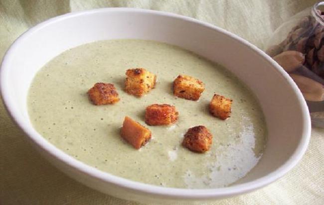 грибной пюре суп из белых грибов рецепт с фото