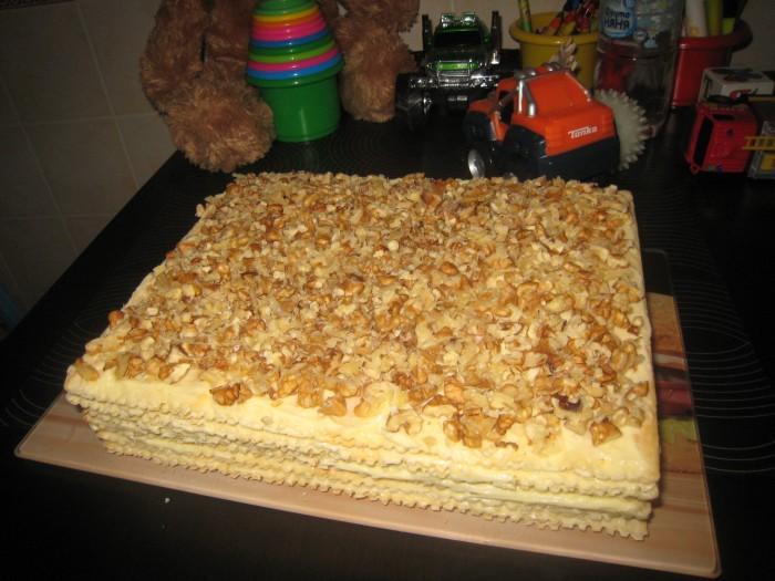 Торт своими руками без коржей