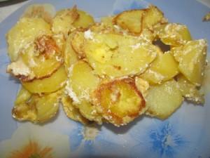 как приготовить картошку в духовке вкусно с майонезом
