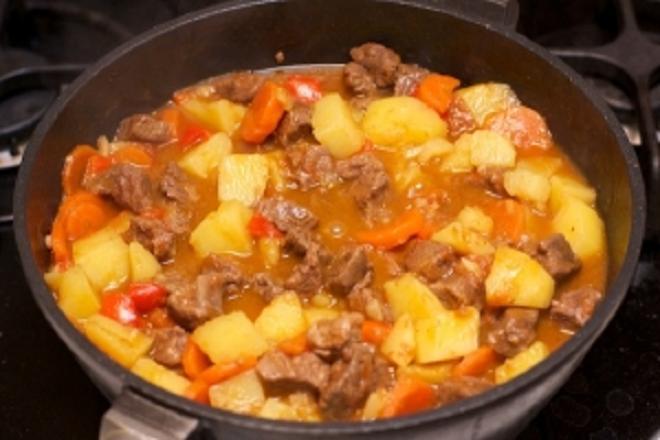 Рецепты вторых блюд из картофеля в духовке