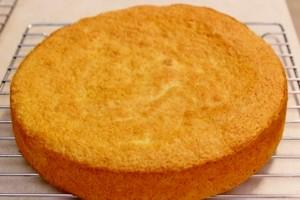 Как сделать корж для бисквита 142